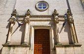 Convent of SS. Concezione. Montescaglioso. Basilicata. Italy.