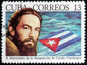 Camilo Cienfuegos Stamp