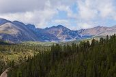 Willmore Wilderness Park Landscape Alberta Canada