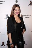 LOS ANGELES - MAR 31:  Anna Trebunskaya at the LA Ballroom Studio Grand Opening at LA Dance Studio o