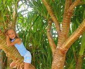 Happy Island Girl poster