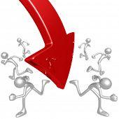 Running From Downward Market Arrow