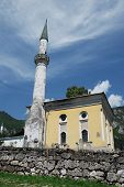 Mosque In Travnik