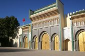 The Royal Palace at Fez