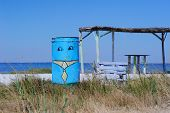 Seaside, Beach, Water Tank and Summer