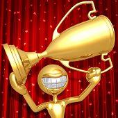 Trophy Award Ceremony
