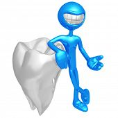 Smiling Tooth Presenter