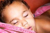 Baby Sleeps.