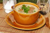 Zucchini Soup