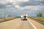 Europe. Road