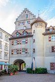Townscape Of Feldkirch - Churer Tor