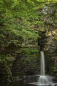 Deer Leap Falls, Pennsylvania