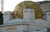 Secession Building, Vienna, Austria.