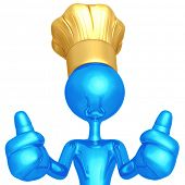 Chef Two Thumbs Up