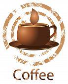 Coffee banner,vector