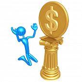 Dollar Coin Idol
