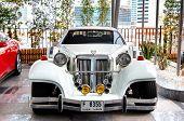 Dubai, Uae - June 9: The Luxury Exotic Car Is Near Hotel On June 8, 2012 Dubai, Uae. Up To 10 Millio