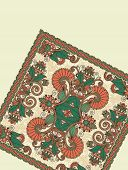 background with carpet detail