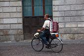 Gypsy Biker, Padova