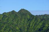 Oahu Mount Olympus