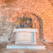 Synagogue Church, Nazareth, Israel