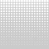Abstract Halftone Square Dot Background