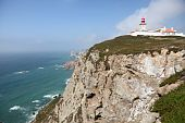 Cabo Da Roca Lighthouse, Portugal