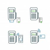 Payments method icons