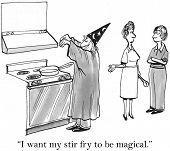 Magical Recipe