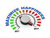 3D Knob - Maximize Happiness