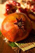 Delicious Pomegranate Fruit