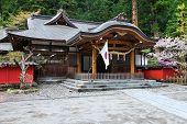 Japan - Nikko Futarasan Shinto shrine