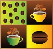Постер, плакат: Кофе Кубок