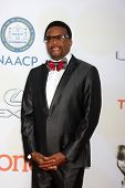 LOS ANGELES - FEB 6:  Greg Mathis at the 46th NAACP Image Awards Arrivals at a Pasadena Convention Center on February 6, 2015 in Pasadena, CA