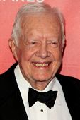LOS ANGELES - FEB 6:  Former U.S. President Jimmy Carter at the MusiCares 2015 Person Of The Year Gala at a Los Angeles Convention Center on February 6, 2015 in Los Angeles, CA