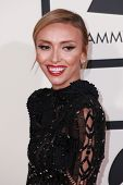 LOS ANGELES - FEB 8:  Giuliana Rancic at the 57th Annual GRAMMY Awards Arrivals at a Staples Center on February 8, 2015 in Los Angeles, CA