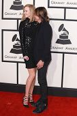 LOS ANGELES - FEB 8:  Nicole Kidman, Keith Urban at the 57th Annual GRAMMY Awards Arrivals at a Staples Center on February 8, 2015 in Los Angeles, CA