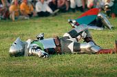 Defeated Knight - Battle Of Grunwald
