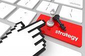 Strategy Enter Key