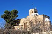The Scottish Church in Jerusalem Israel.