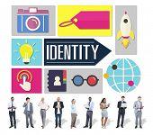 Identity Branding Brand Marketing Business Concept