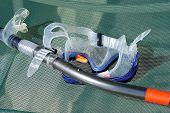 Snorkeling-gear