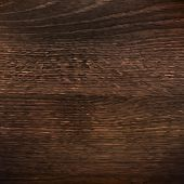 Dark Wooden Texture With Gradient Mesh, Vector Illustration