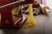 Homemade Spaghetti Carbonara Production