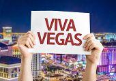 Viva Vegas card