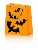 Halloween Bag Bat