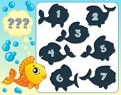 picture of riddles  - Fish riddle theme image 6  - JPG