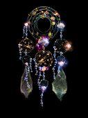 picture of dreamcatcher  - Dreamcatcher series - JPG