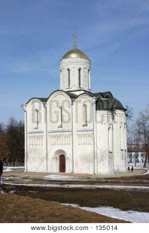 poster of Russian Church In Vladimir-city