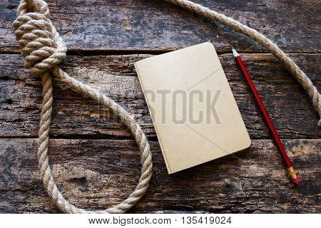 Running Knot And A Suicide